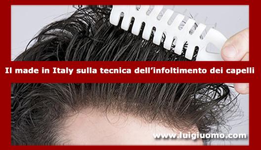 Caduta capelli uomo donna dermatologo specialista cause Sardegna ... dd86b7bc42e5